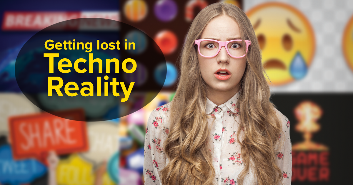 Getting Lost In TechnoReality | KidsPeace Podcast