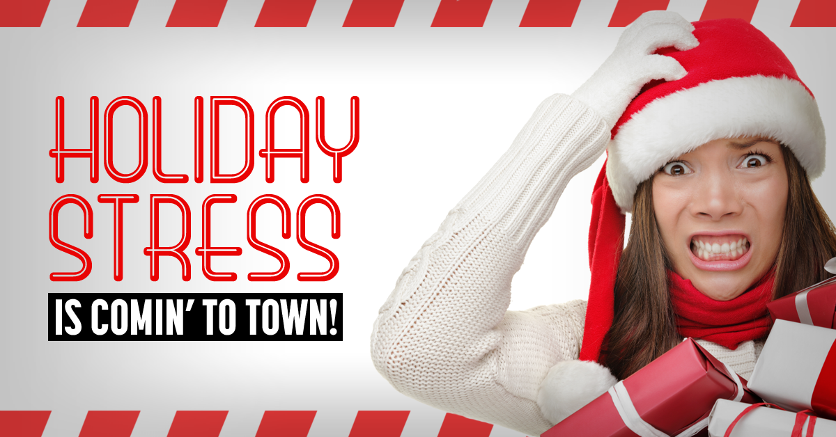 Holiday Stress Is Coming To Town | KidsPeace Podcast