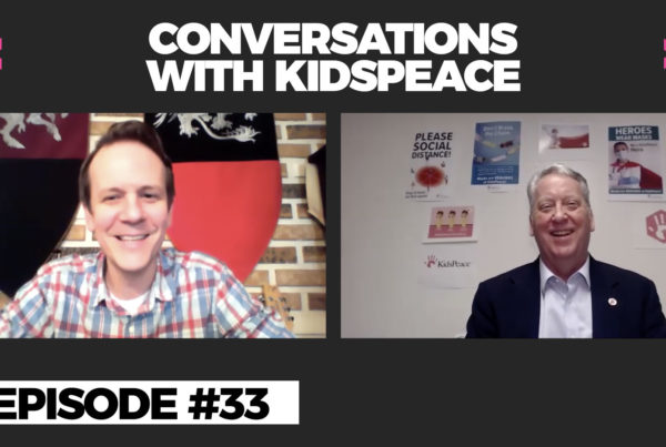 Conversations with KidsPeace Podcast