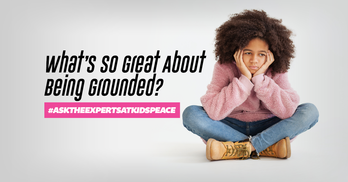 teen grounded